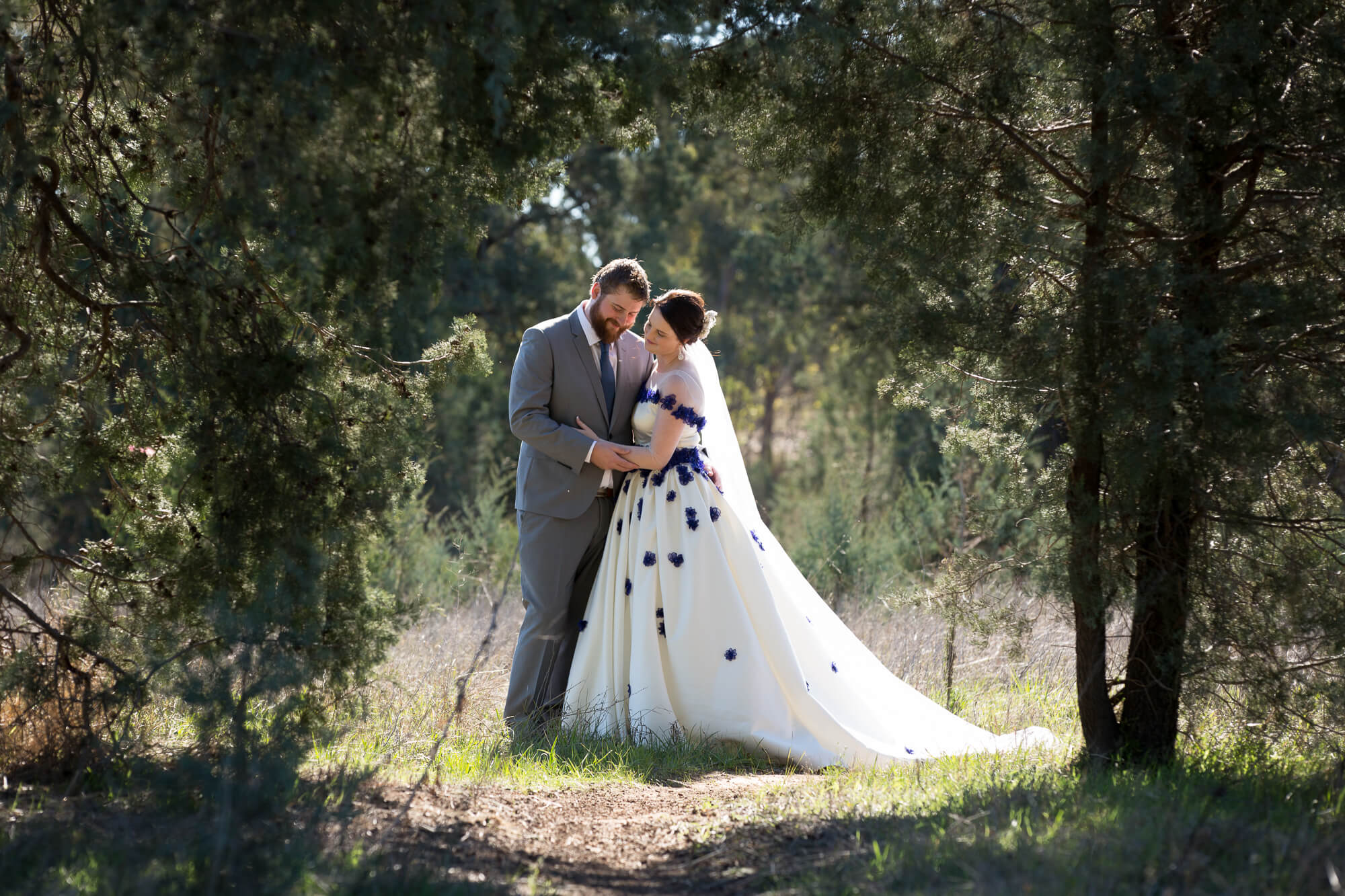 Bronte and David's Wedding Story