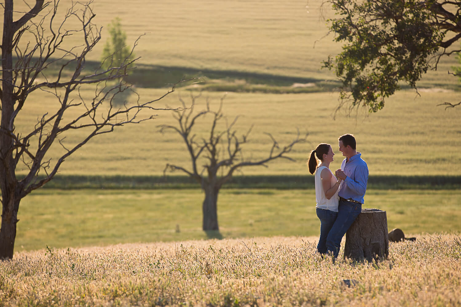 wagga engagement photography