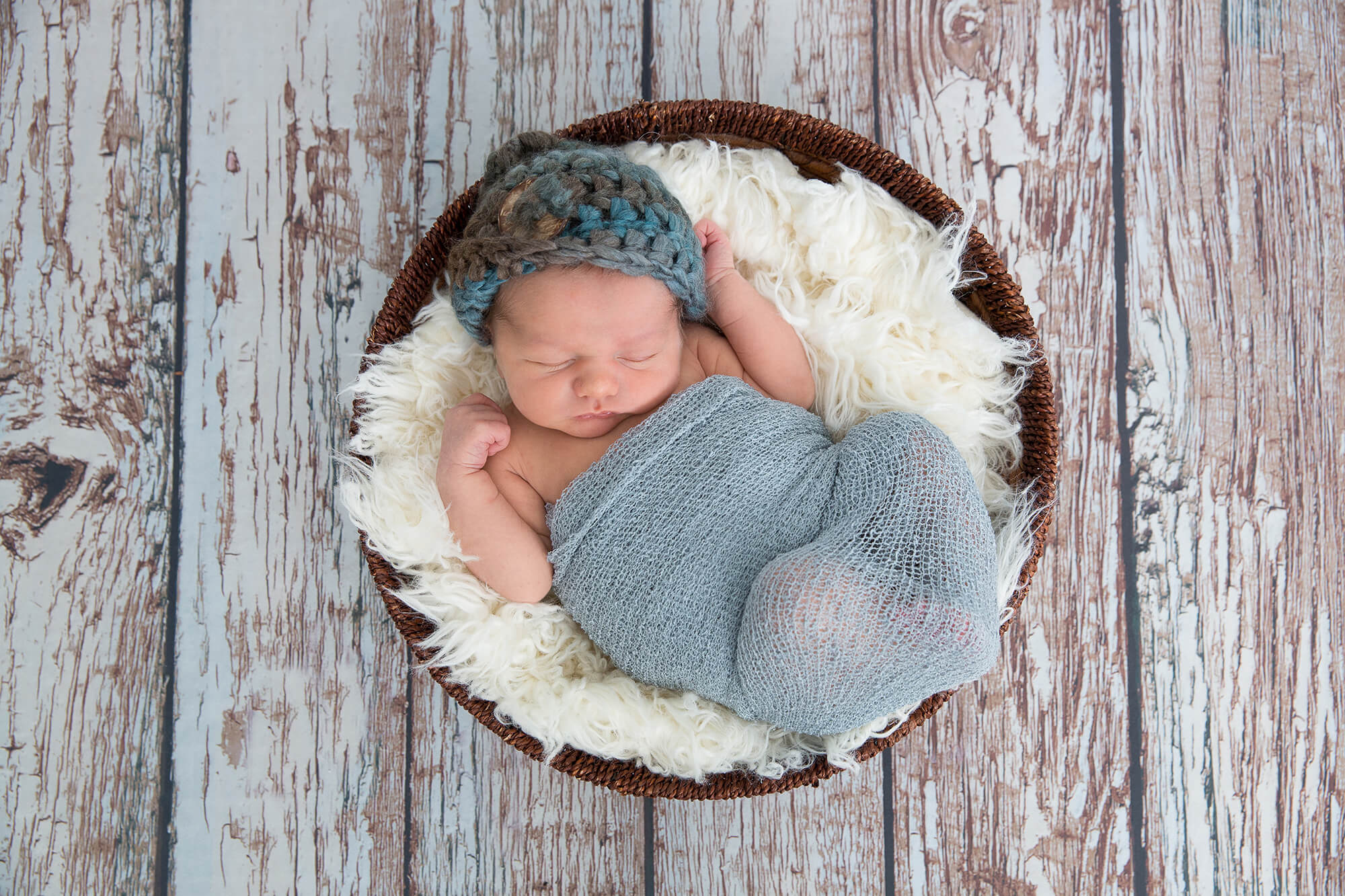 The Turner Family – Newborn Photography