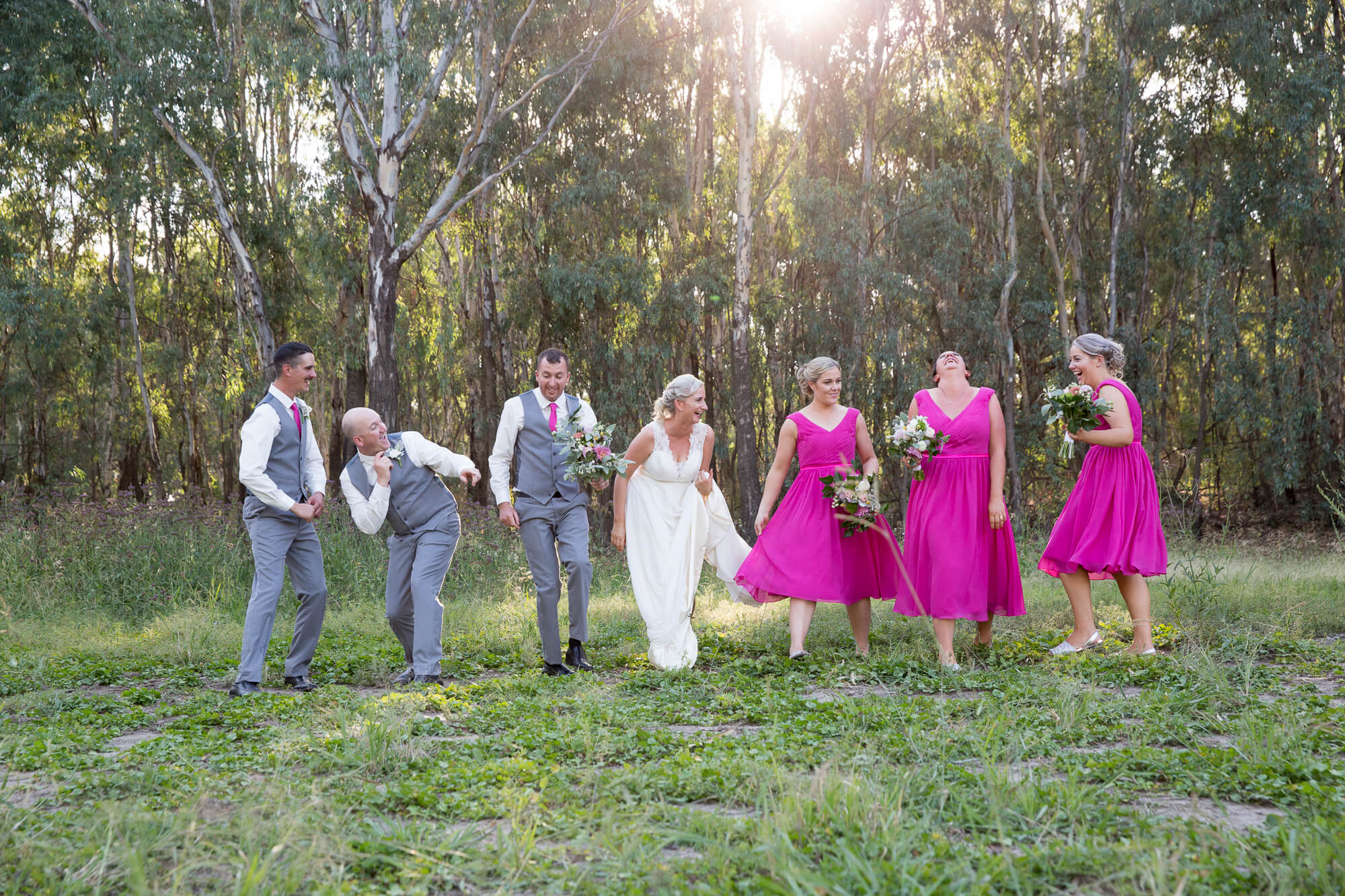 Penny and Poss-Wedding Photography