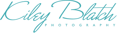 kiley blatch photography logo